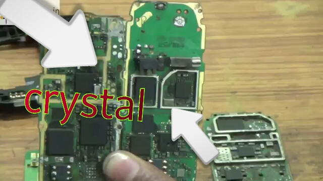 crystal and network ic