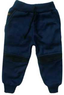 Knikers yaitu celana yang menggelembung dengan kerut dibagian pinggang dan bagian bawah celana diberi manset. Panjangnya lebih kurang 10 cm di bawah lutut