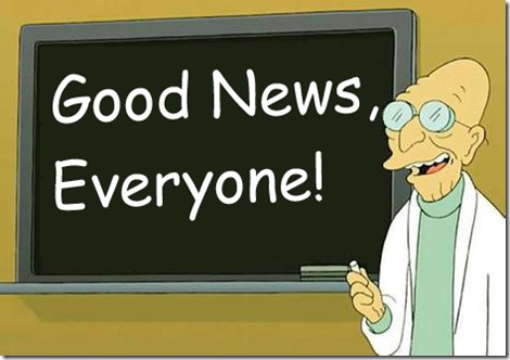 Melissa S Imaginarium Good News