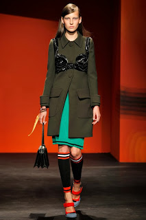#MFW: Prada's Spring/Summer 2014 Runway and Bags Review!