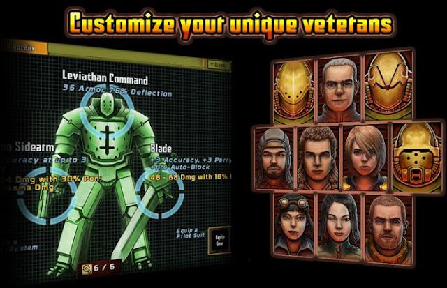 Templar Battleforce RPG v2.1.13 Apk