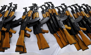 Missing AK-47