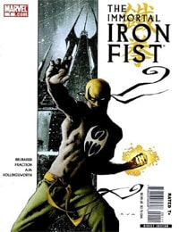 The Immortal Iron Fists