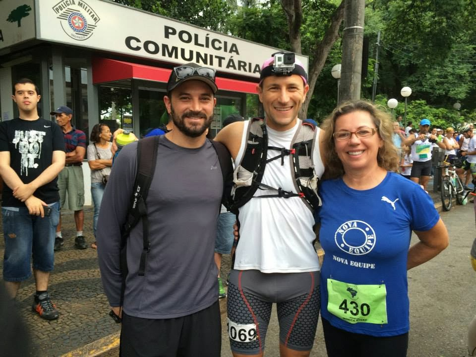 What It's Like To Run A 135 Mile Race