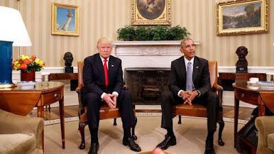 Obama to Trump: I didn't wiretap you