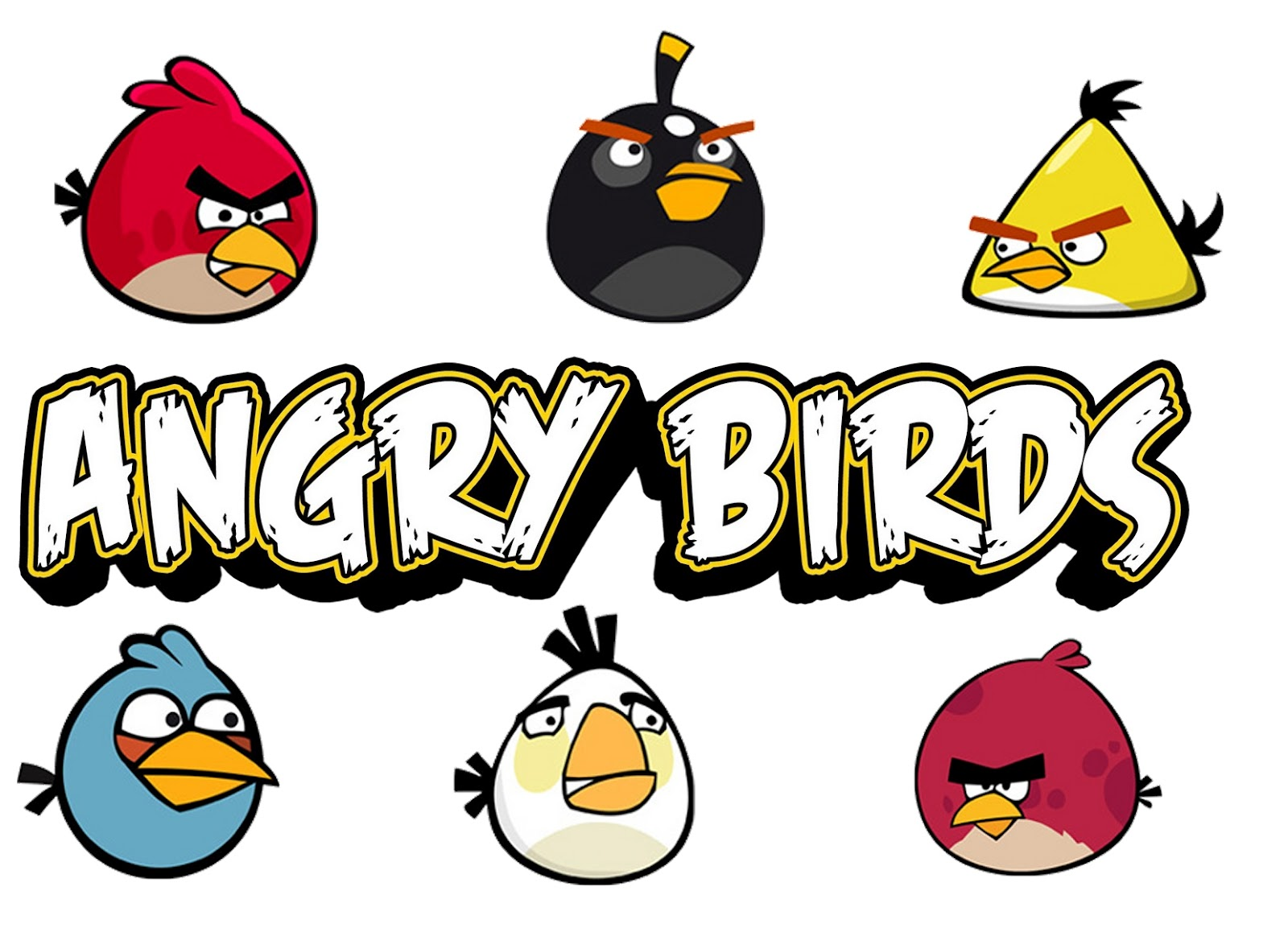 Angry Birds Free Party Printables Backgrounds And Images