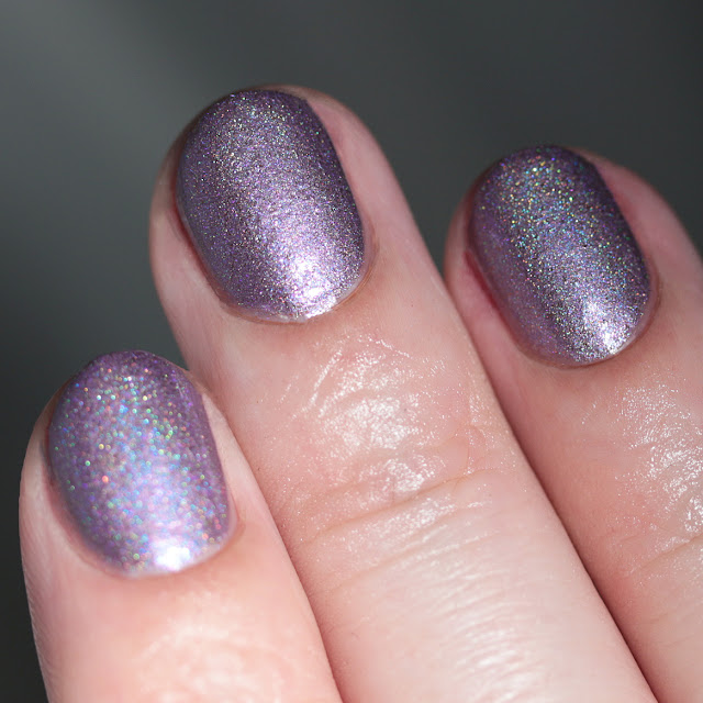 Wildflower Lacquer Misty Mountain Holo