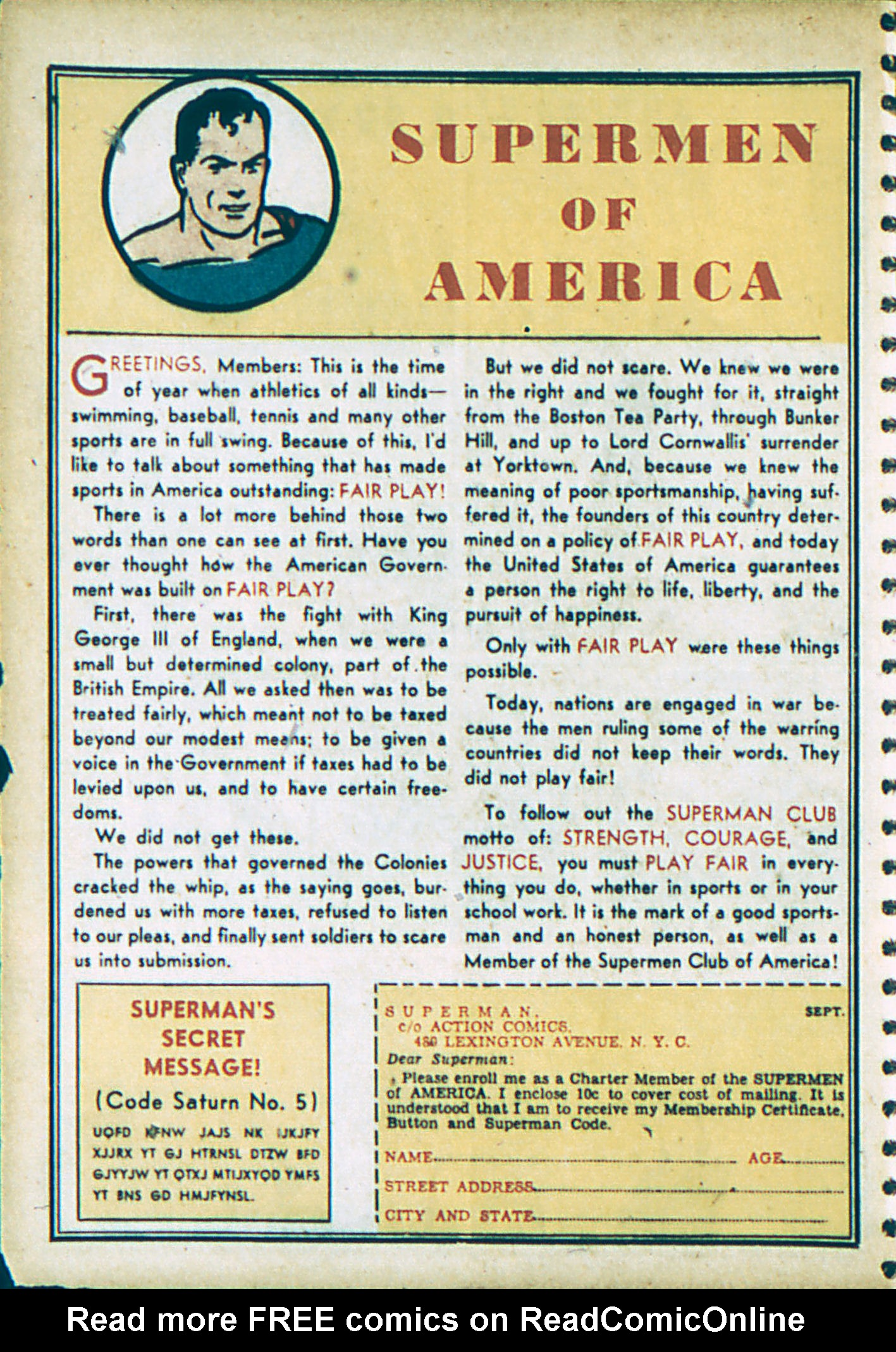 Read online Action Comics (1938) comic -  Issue #28 - 17