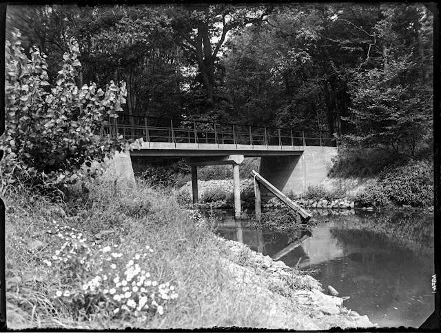Luppenbrücke bei Stölz - ca. 1930-1940