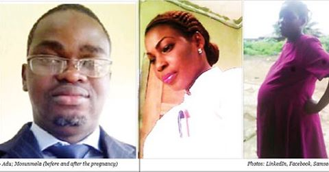lecturer at the Ogun State College of Health Technology, Ilese Ijebu