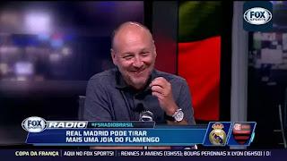 Real Madrid e Interessa por Jogador do Flamengo e Sormani