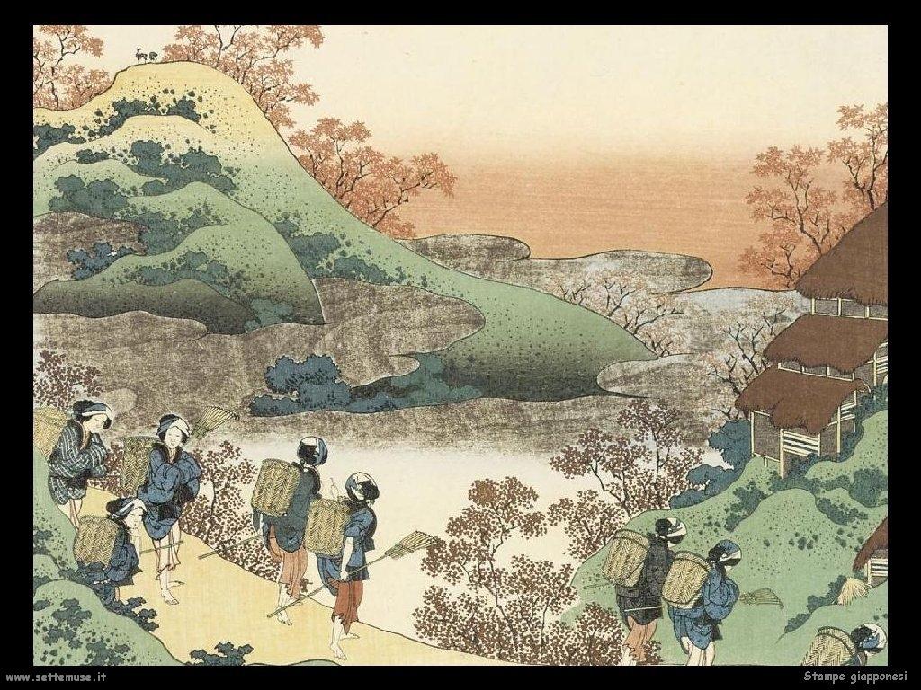 Arte di paola monet e le stampe giapponesi for Stampe di baite