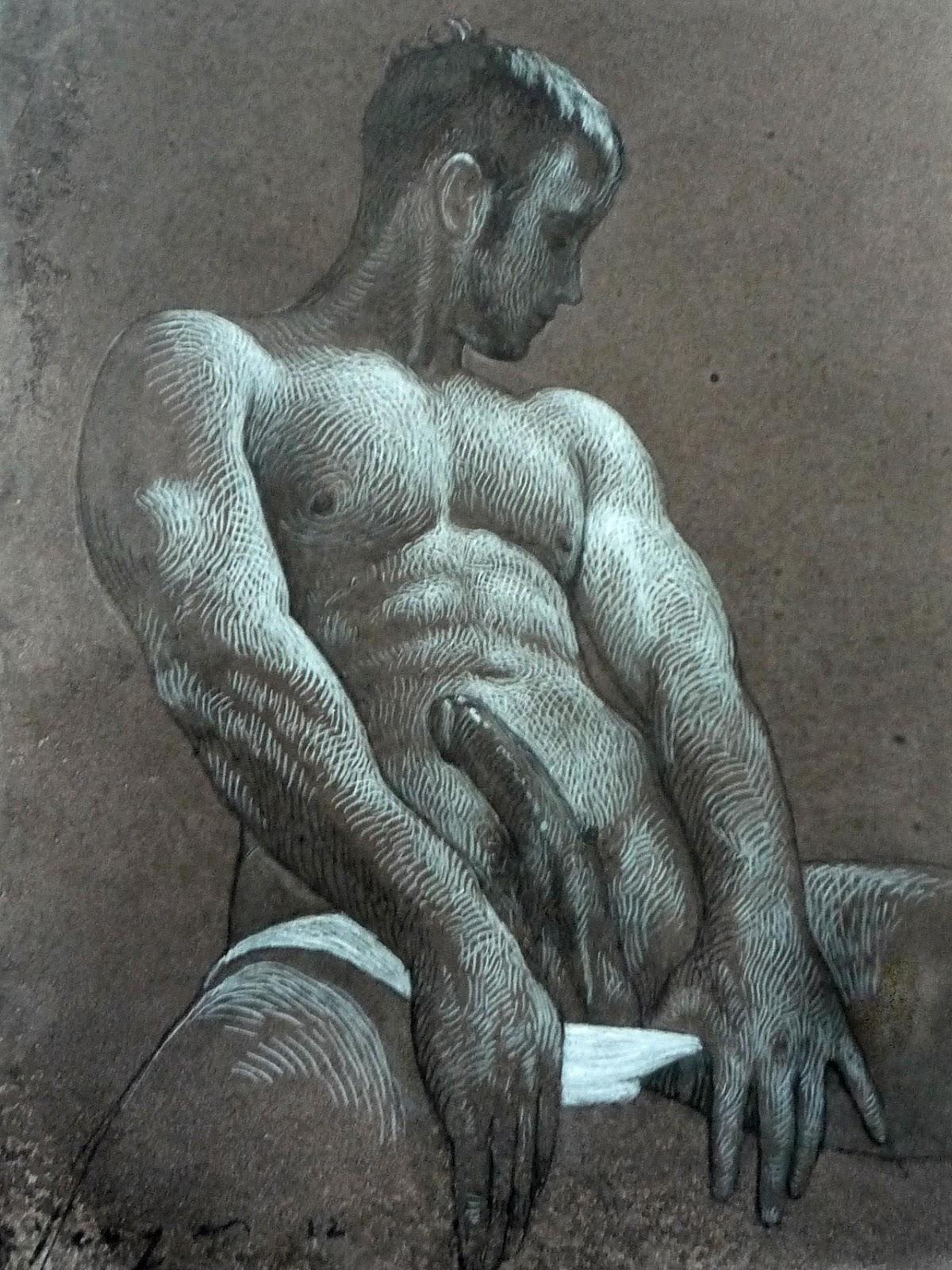 Antique Homo Erotic Kinky