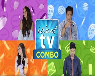 ABS CBN Mobile iWant TV Combo 10, 40 and 99 Pesos Promo
