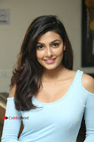 Anisha Ambrose Latest Pos Skirt at Fashion Designer Son of Ladies Tailor Movie Interview .COM 1179.JPG