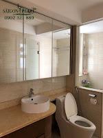 Cho thuê Ruby 1 Saigon Pearl 150m2 tầng 21 | phòng vệ sinh