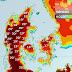 ارتفاع درجات الحرارة خلال الاسبوع القادم في جميع أنحاء البلاد