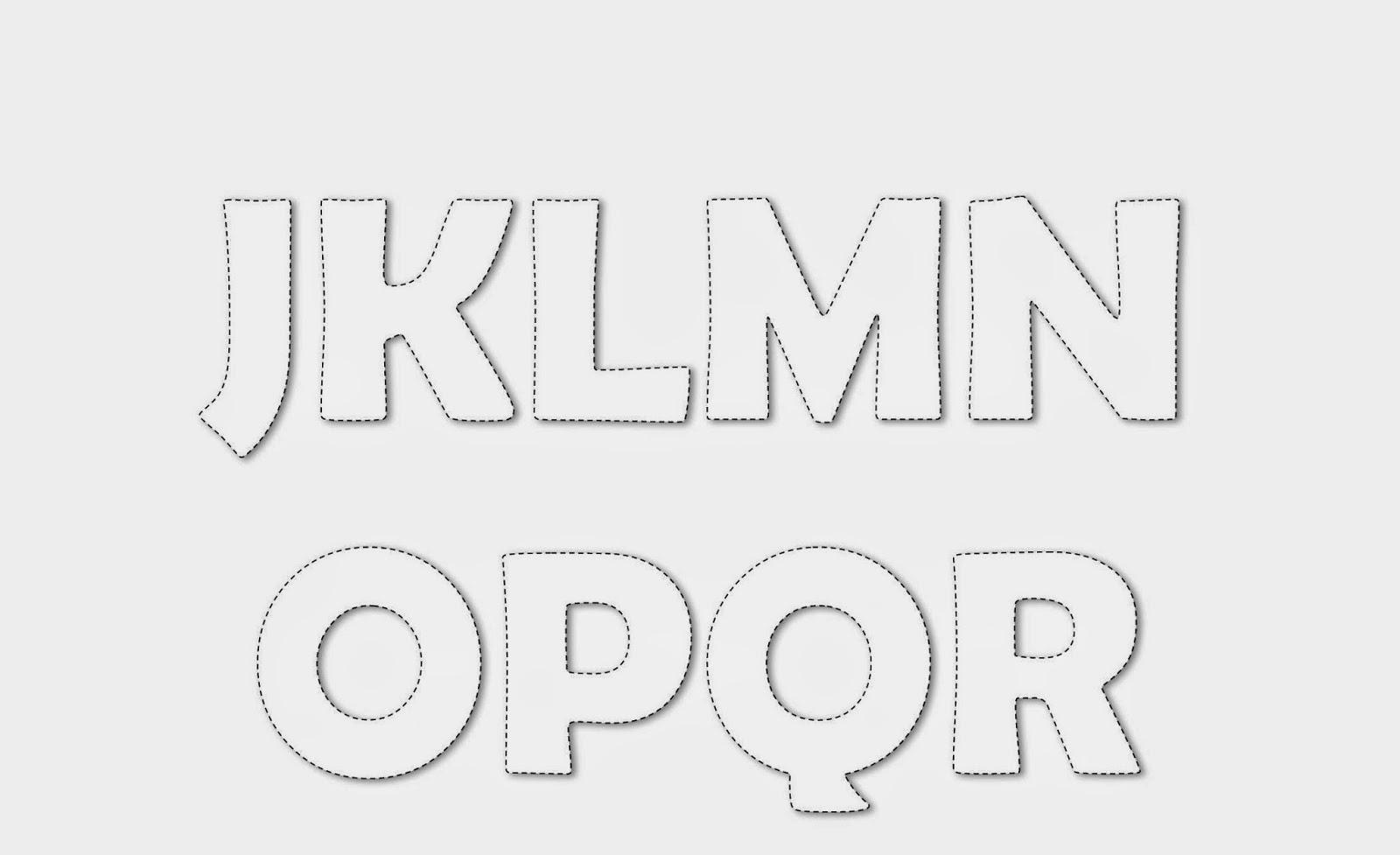 Letras Para Imprimir Tamano Folio