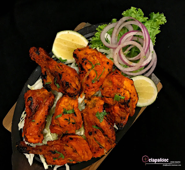 Chicken Tandoori from Royal Indian Curry House MOA