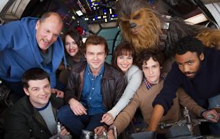Película de Han Solo será estrenada en el Festival de Cannes