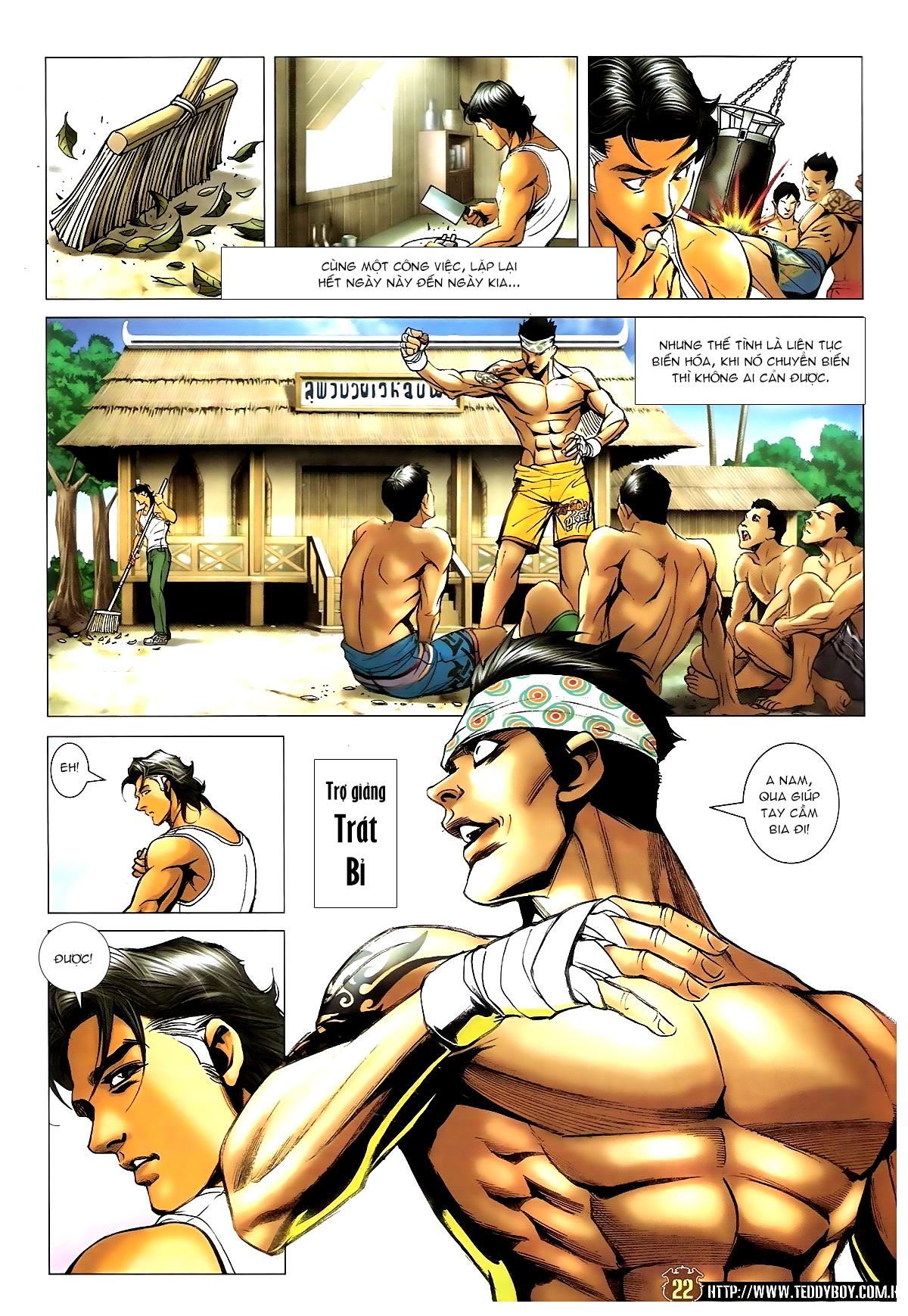 Người Trong Giang Hồ Chap 1391 - Truyen.Chap.VN