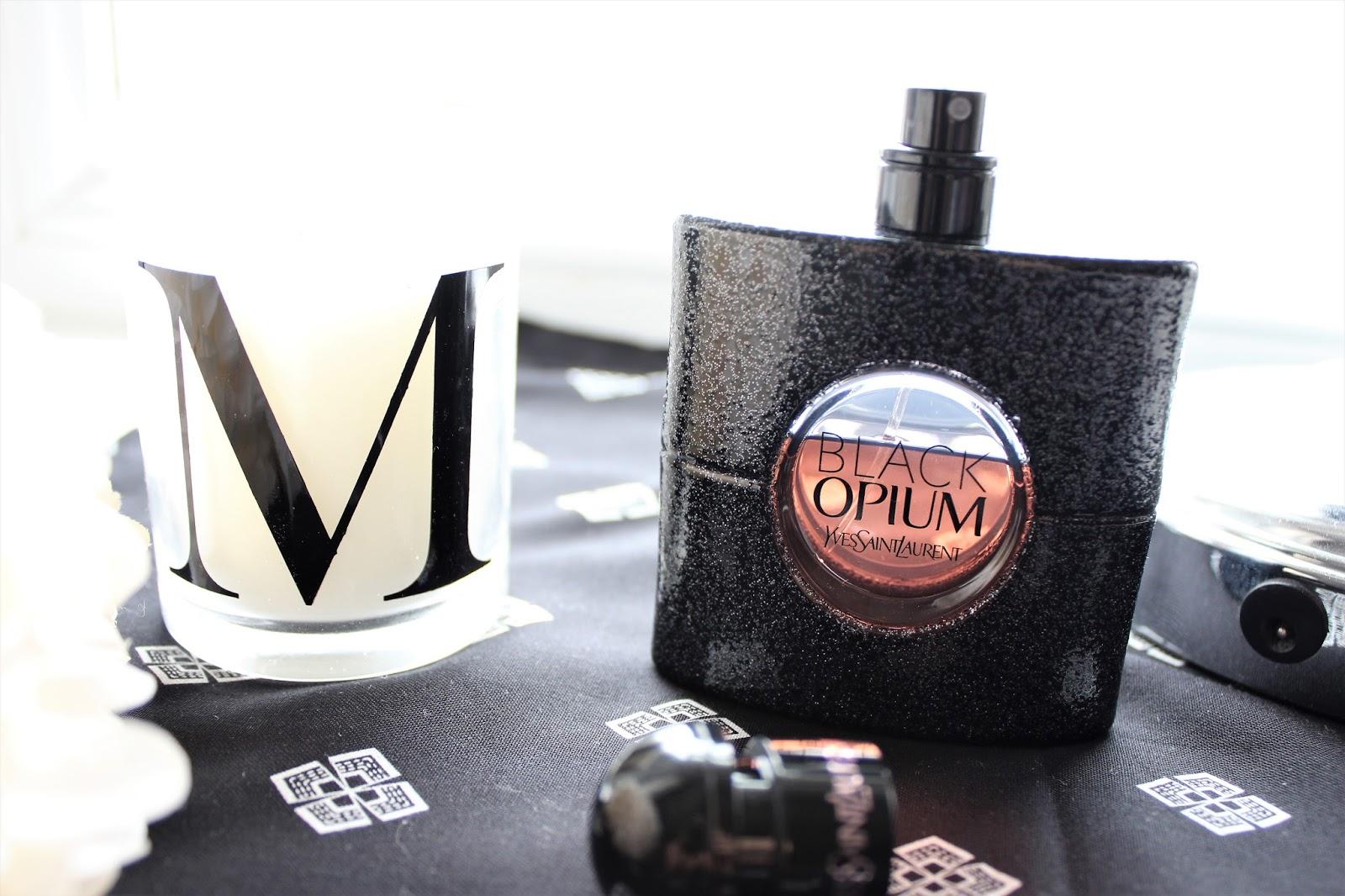 ysl black opium perfume review