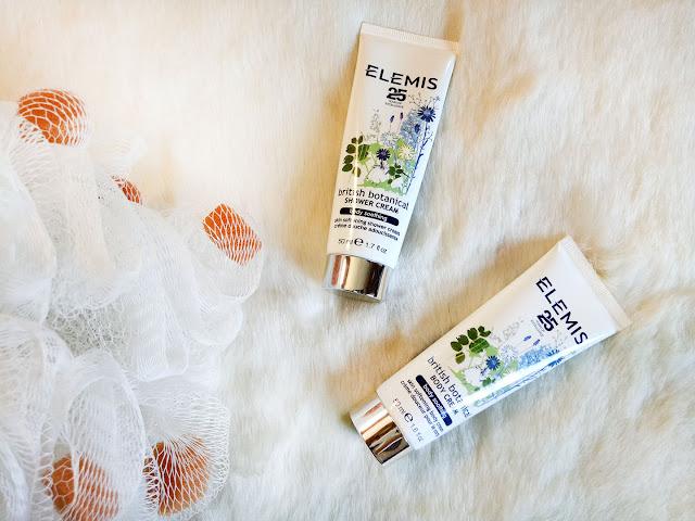 ELEMIS British Botanical Body Cream and Shower Cream, skincare, red alice rao, top beauty blog of pakistan, top makeup blog of pakistan, beauty, makeup, maliha rao