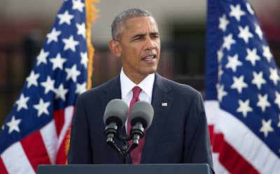 OUTGOING PRESIDENT BARRACK OBAMA DELIVERS HEART TOUCHING FAREWELL SPEECH TO AMERICANS