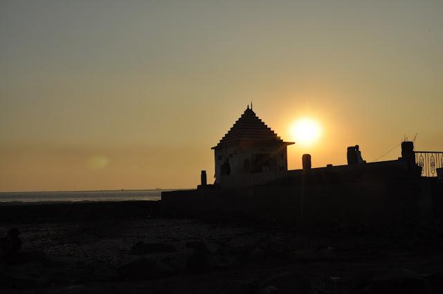 Dumas Beach Surat Gujarat