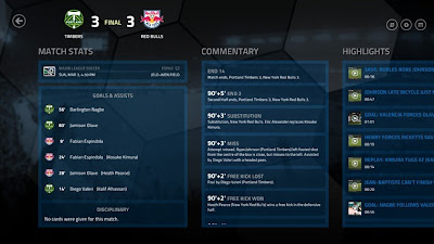 MLS (Major League Soccer) MatchDay for Windows 8/RT