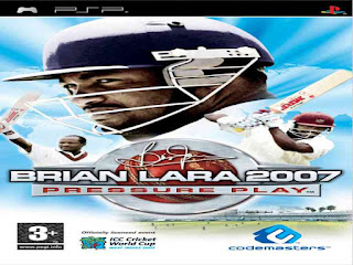 Brian Lara 2007 Pressure Play Game Free Download