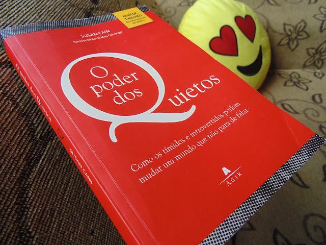 livro O Poder dos Quietos escrito por Susan Cain