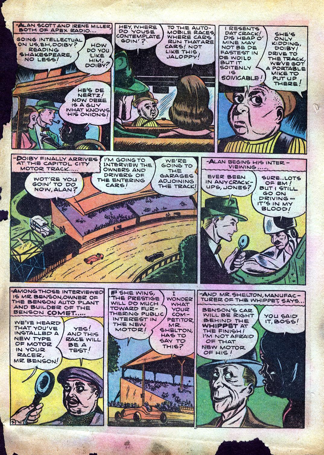 All-American Comics (1939) issue 36 - Page 3
