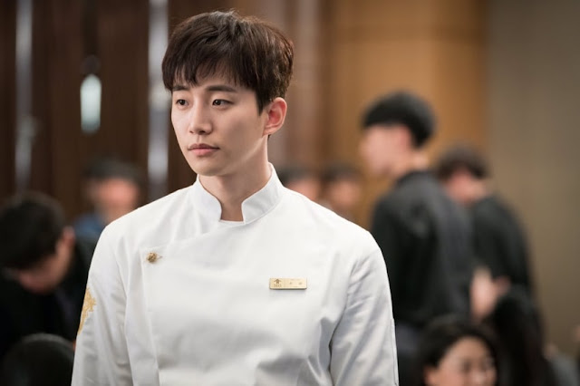 First Impressions K-Drama Wok of Love Junho