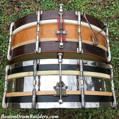1910s Oliver Ditson Orchestra Drums