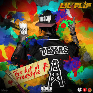 Lil' Flip - The Art Of Freestyle (2016) - Album Download, Itunes Cover, Official Cover, Album CD Cover Art, Tracklist