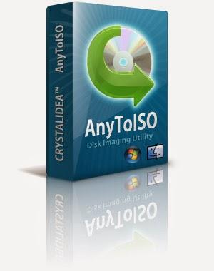 AnyToISO Open/Extract/Convert to ISO, Extract ISO, Make ISO