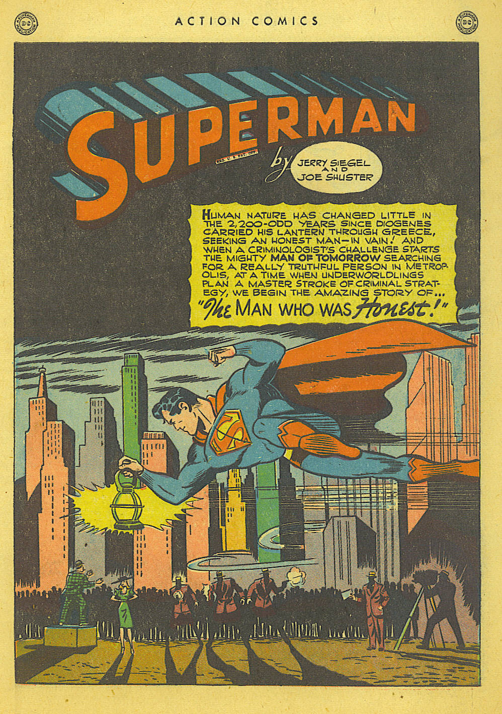 Read online Action Comics (1938) comic -  Issue #114 - 3