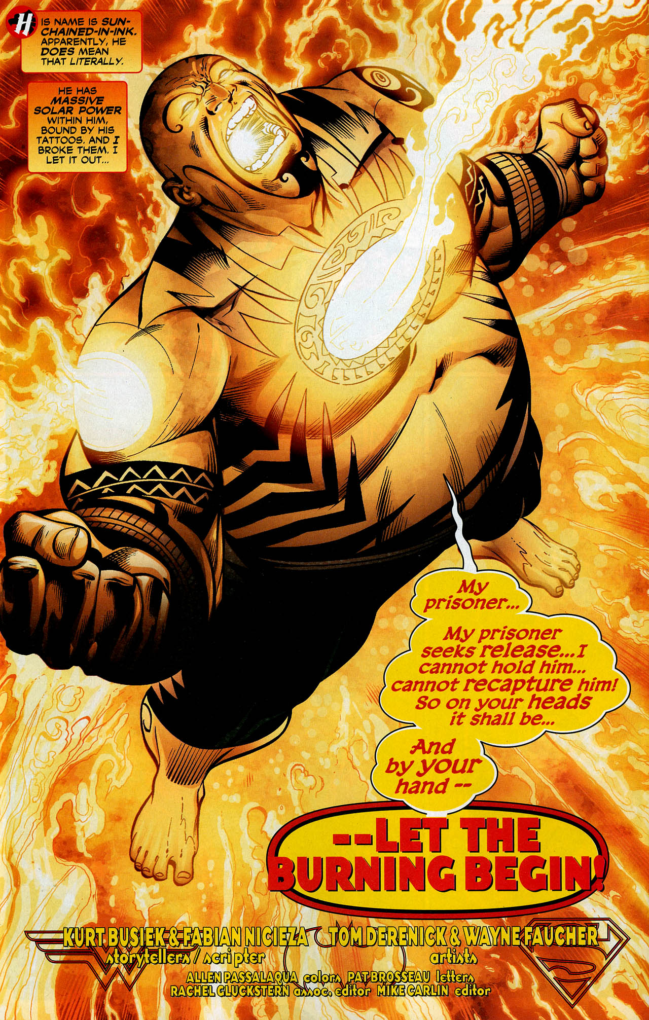 Read online Trinity (2008) comic -  Issue #14 - 17