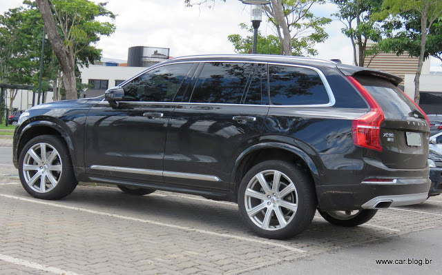 Volvo XC90 2016 Inscription
