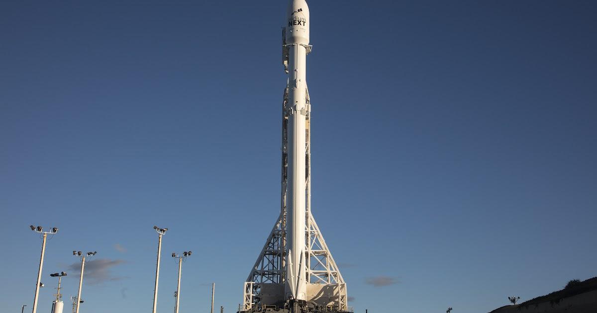 Iridium-1, oggi il Falcon 9 torna a volare, guardiamo la diretta video by SpaceX!