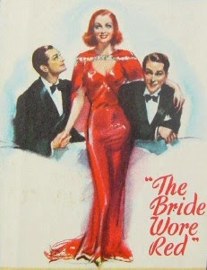 The Bride Wore Red 10