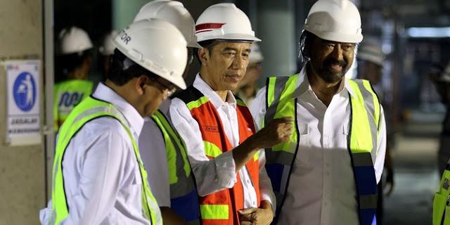 Jokowi Menguji Kawan Koalisi, Siapa 'Baper', Cemburu dan 'Kegeeran'