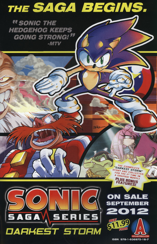 Read online Sonic The Hedgehog comic -  Issue #239 - 35