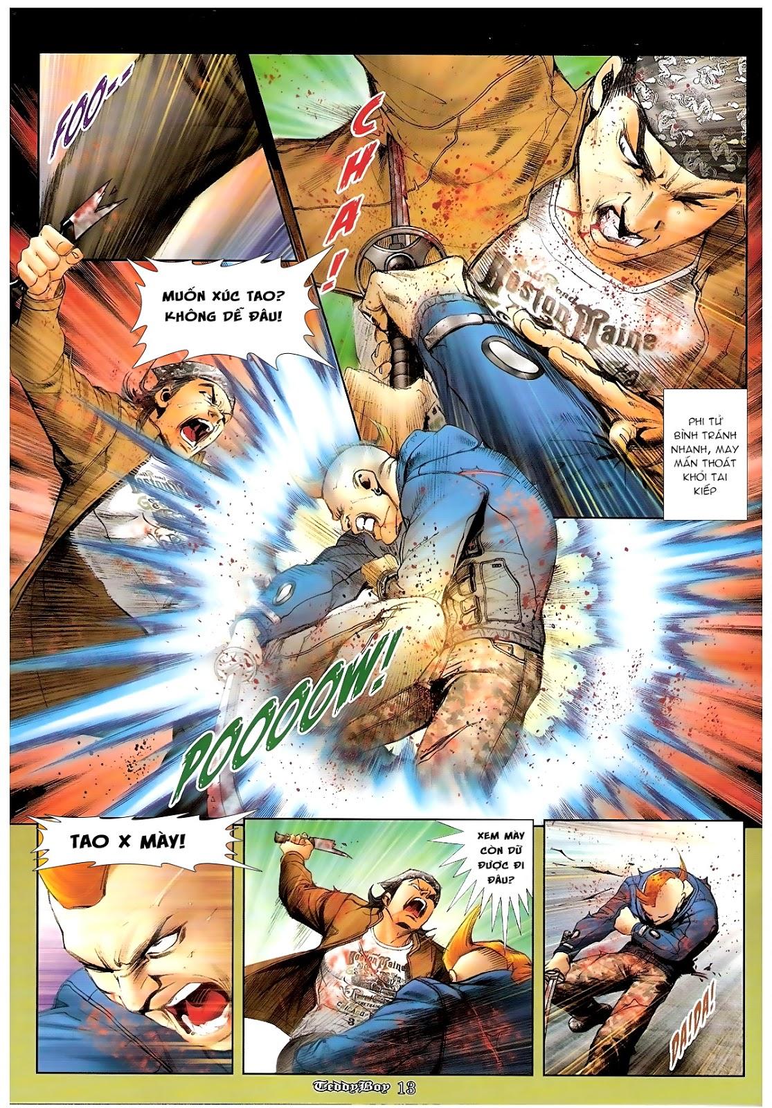 Người Trong Giang Hồ - Chapter 1227: Thái Tử Chung Cực Chiến - Pic 11