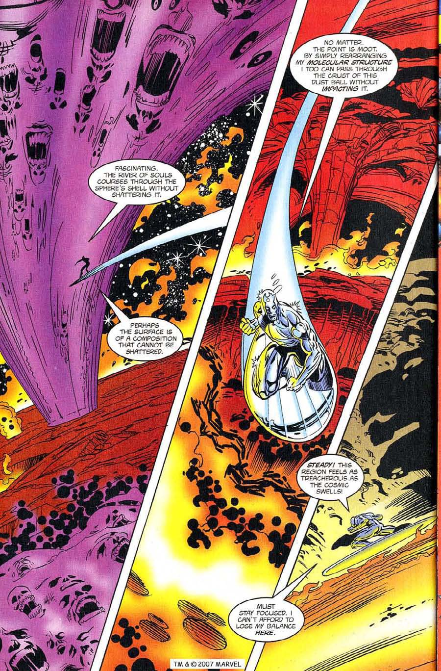 Read online Silver Surfer (1987) comic -  Issue #119 - 30