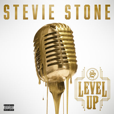 Stevie Stone - Level Up - Album Download, Itunes Cover, Official Cover, Album CD Cover Art, Tracklist