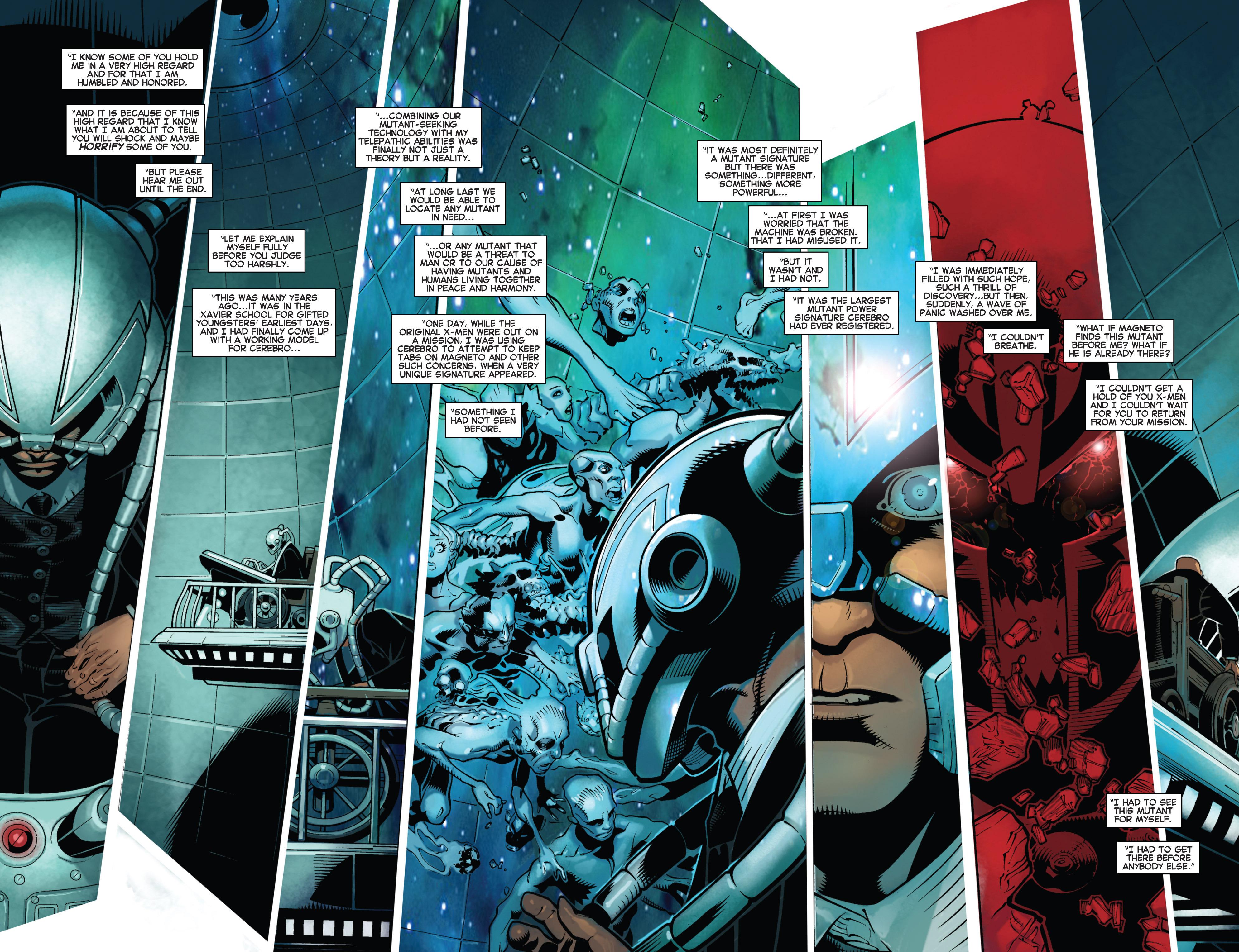 Read online Uncanny X-Men (2013) comic -  Issue # _TPB 4 - vs. S.H.I.E.L.D - 120