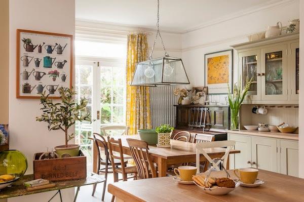 Cocinas estilo campo decorar tu casa es - Cocinas de campo ...
