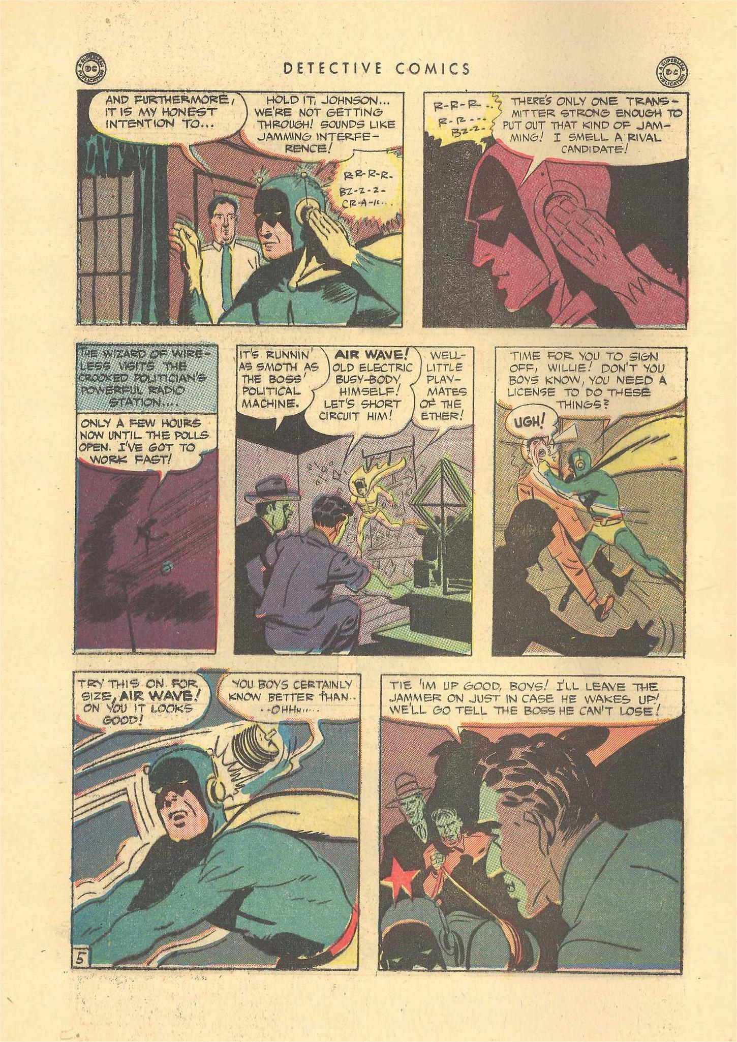 Read online Detective Comics (1937) comic -  Issue #109 - 28
